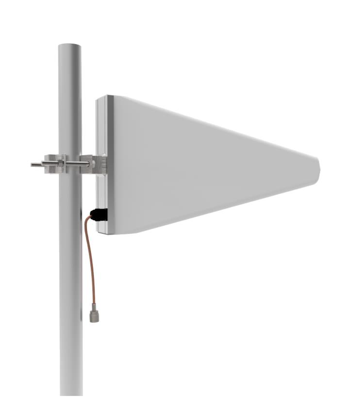 Comprod Wideband Cellular Log Periodic Antenna - Halberd Bastion