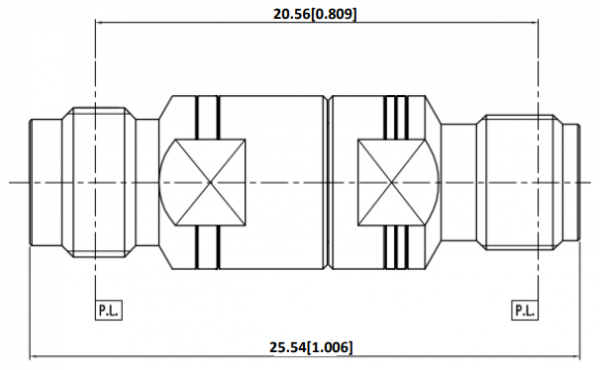 ADU1-VF1-35F1 cad drawing