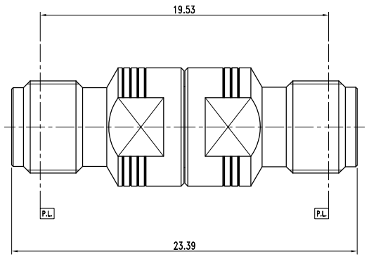 ADU1-KF1-35F1 cad drawing