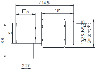 SSMA-JWB2 CAD Drawing