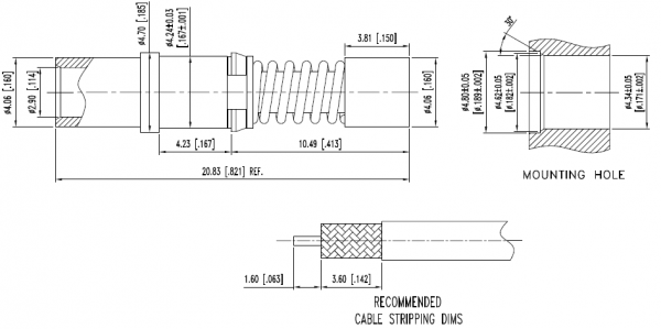 159-M191 CAD Drawing