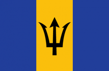 Barbados National Flag
