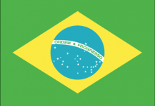 Brazilian National Flag