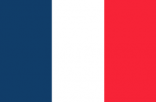 Martinique French Flag
