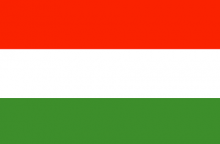 Hungarian National Flag