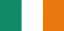 Irish National Flag