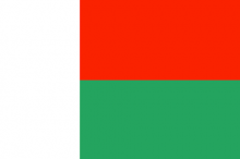 Madagascan National Flag