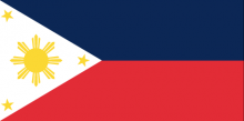 Philippines National Flag