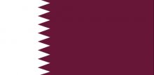 Qatari National Flag