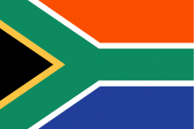 South African National Flag