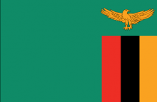 Zambian National Flag