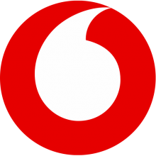Vodafone New Zealand Logo