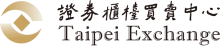 Taipei Exchange logo
