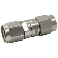 3.5 mm male to 1.85 mm male precision adapter