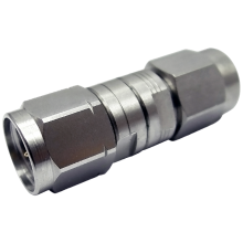 3.5 mm male to 2.4 mm male precision adapter