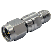 3.5 mm male to 2.92 mm female precision adapter