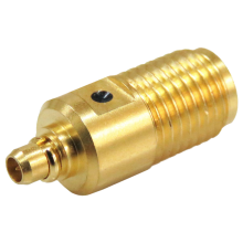 MMCX male to SMA female adapter 6 GHz