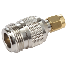 N female to SMA male adapter