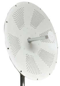 High Gain Dish Antenna for 3.5 GHz 5G