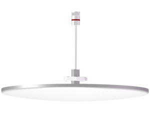 Hamilton Ultra-Wideband 700 to 4200 MHz Flat Ceiling Antenna