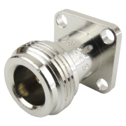 N Female socket rf connector
