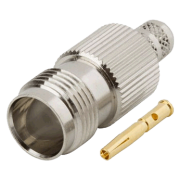 TNC Female socket rf connector