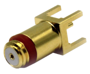 10-32 microdot female socket RF connector