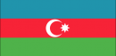 Azerbaijan National Flag