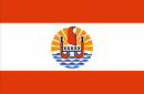 French Polynesian National Flag