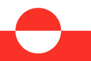 Greenland National Flag