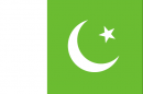 Pakistani National Flag