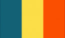 Romanian National Flag