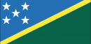 Solomon Islands National Flag