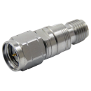 2.92 mm female to 1.85 mm male precision adapter