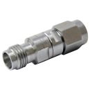 SMA male to 2.4 mm female precision adapter