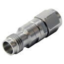 2.4 mm female to 2.4 mm male precision adapter