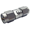 SMA male to 2.4 mm male Q adapter precision