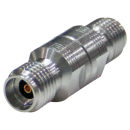 2.92 mm female to 2.92 mm female precision adapter