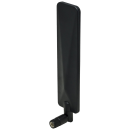 2J 2JW0124-C868B ultra wideband cellular 3G 4G LTE hinged antenna
