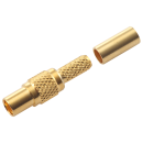 MMCX Female socket crimp for LMR-100 RG174 RG316
