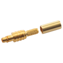 MMCX male plug crimp for LMR-100 RG174 RG316