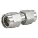 SMA male to SMA male precision adapter