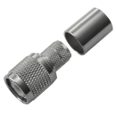 TNC Male plug crimp connector for LMR400