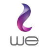 WE Telecom Egypt logo