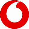 Vodafone Greece logo